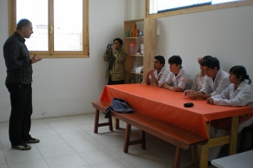 1th training course, August 2009