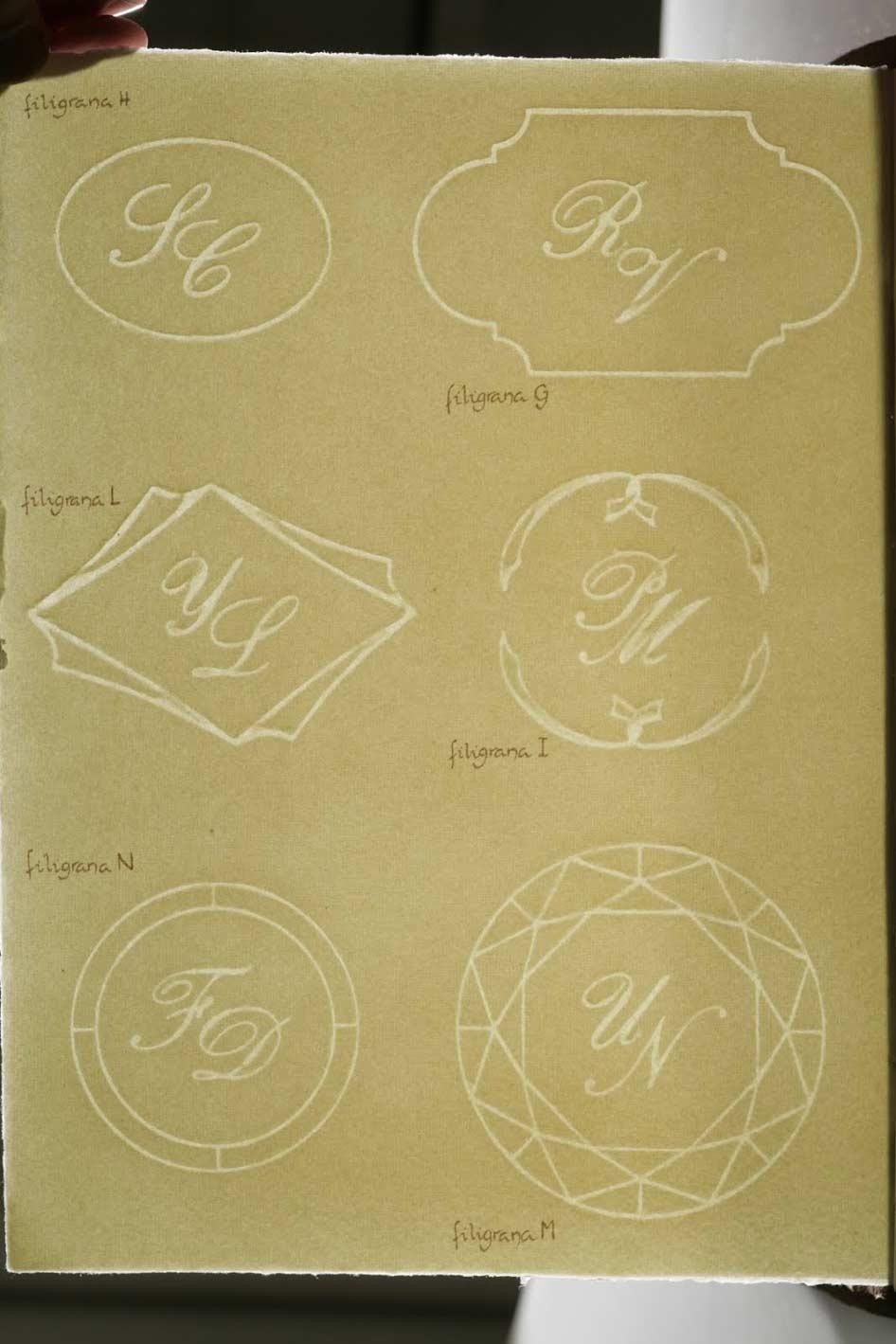 english paper watermarks