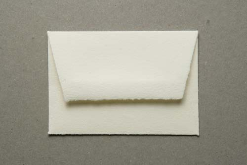 Envelope for thank you notes